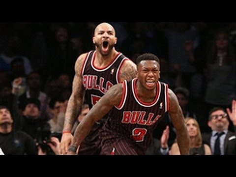 Nate Robinson's game-winning floater! - YouTube