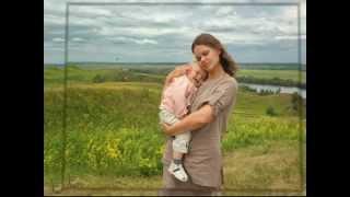 Мамина улыбка  (детская песня)