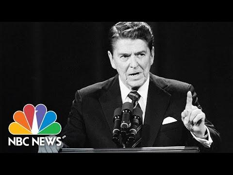 Tom Brokaw: Ronald Reagan's Debate Challenge   NBC News
