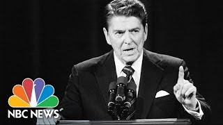 As the Clinton-Trump showdown approaches, Tom Brokaw looks at how debates played a big role in the re-election of Ronald Reagan. In one crucial debate, ...