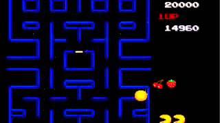 Pac-Man - SNES version