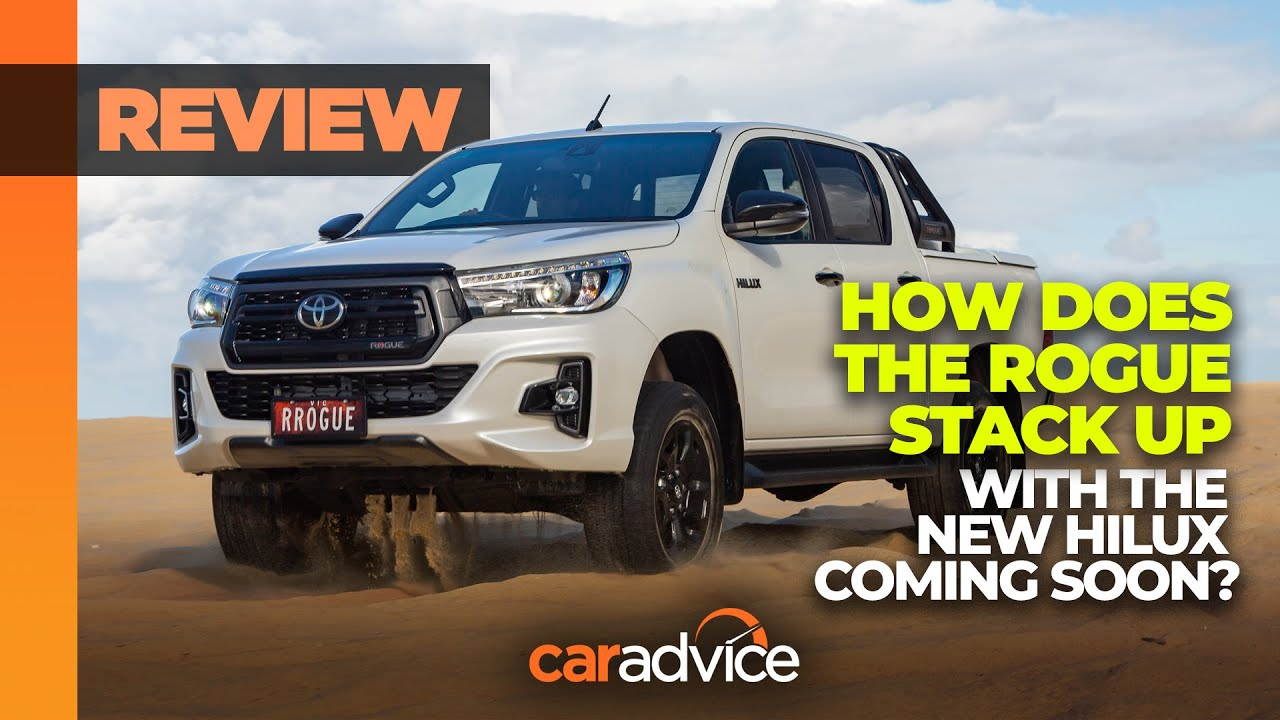 2020 Toyota HiLux Rogue Review | CarAdvice