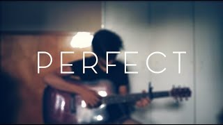 Ed Sheeran - Perfect (fingerstyle Cover by Steven)