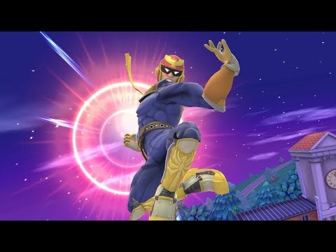 Top 10 Reverse Falcon Punches - Super Smash Bros for Wii U