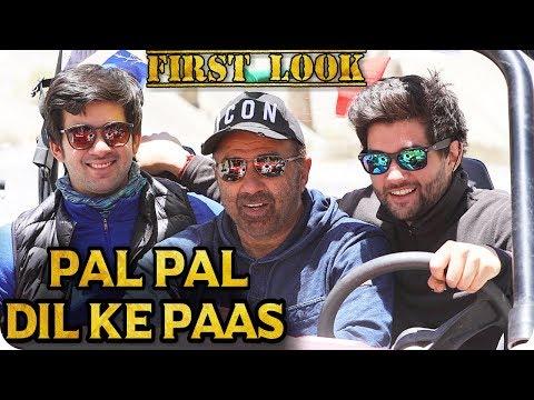 Pal Pal Dil Ke Paas || Karan Deol First Look || Sunny Deol || Saher Bamba