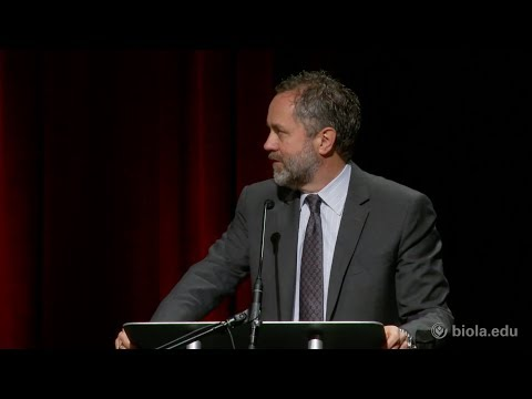 Conversing Christianly in a Combative Culture [All Community Chapel]