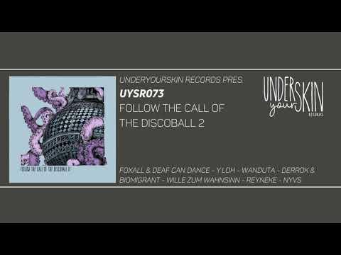 Wille Zum Wahnsinn - Froschhaus [UYSR073] #underyourskin #discoball #uysr073 #willezumwahnsinn