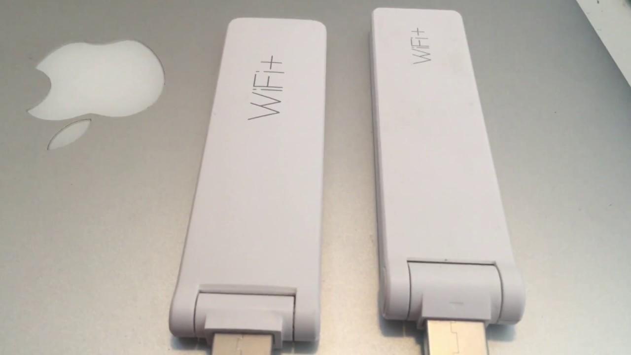 xiaomi wi-fi repeater 1 vs 2
