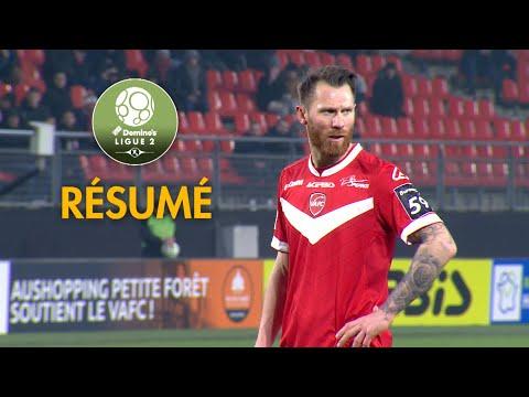 Valenciennes FC - Le Mans FC ( 1-0 ) - Résumé - (VAFC - LEMANS) / 2019-20