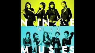 9Muses - Wild (Inst.)
