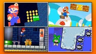 30+ Minutes of Mario Multiverse! \ More Beta Levels [BTG]