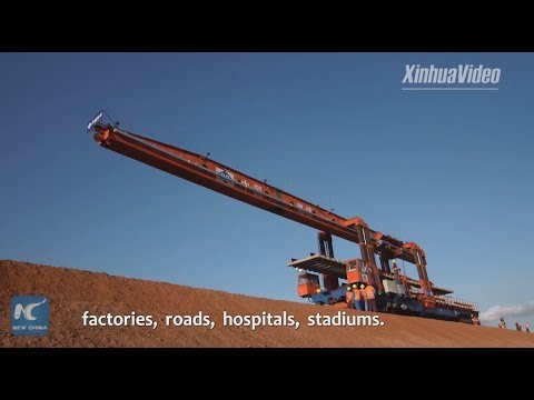 Chinese factory in Ethiopia ignites African dreams