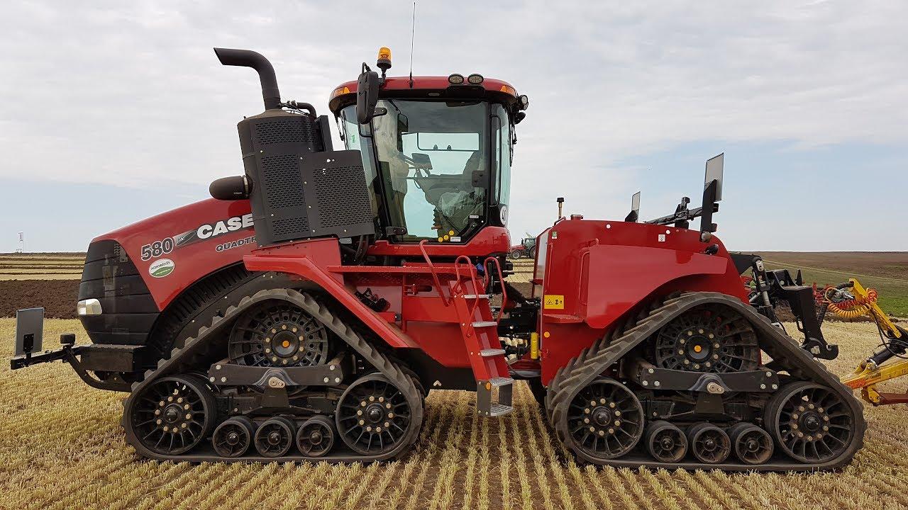 Case quadtrac traktor tractor sound youtube