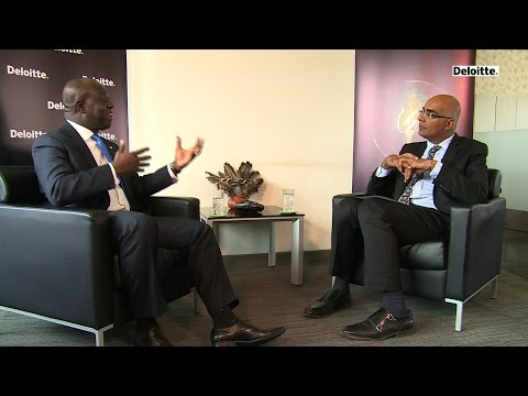 Deloitte DBRIEF Interview  with Joe Eshun Deputy CEO Deloitte East Africa