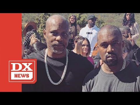 DMX Leads Prayer At Kanye West's Sunday Service