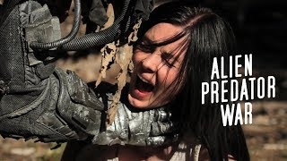 Alien Predator War (Science Fiction Western Spielfilm, ganzer Western Film, deutsch, kostenlos)