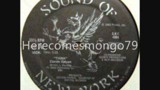 Boogie Down - Carole Sylvan - Think