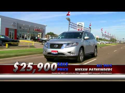Victory Nissan Victoria Tx >> Victory Nissan 15second TV commercial 12-10-14B Year End ...