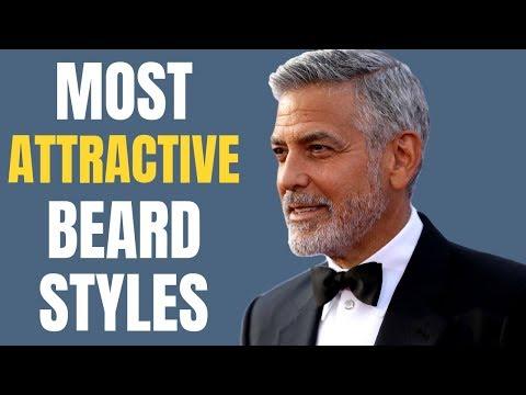 The 6 MOST Attractive  Beard Styles Women Love