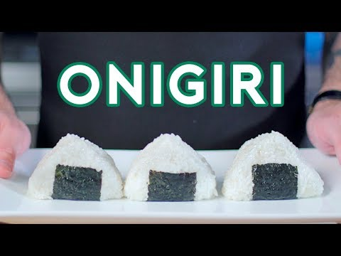 Binging With Babish: Brock's Onigiri From Pokémon