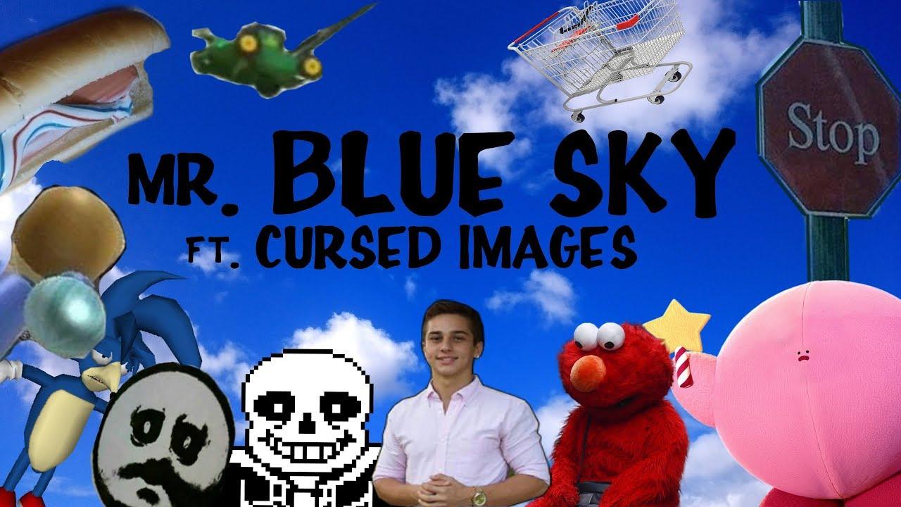 Download Mr. Blue Sky (ft. Cursed Images)