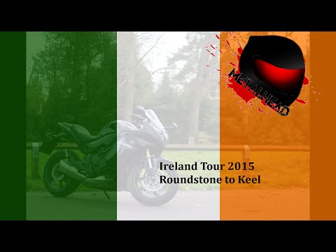 Ireland - Roundstone to Keel