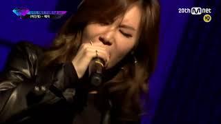 Unpretty Rapstar 2 Revival Match Yezi  Crazy Dog Live