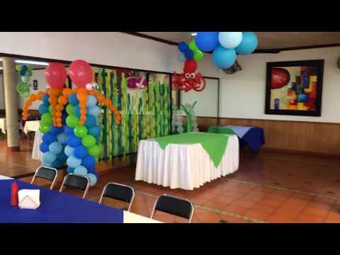 Salón Terraza Infantil Dino Youtube