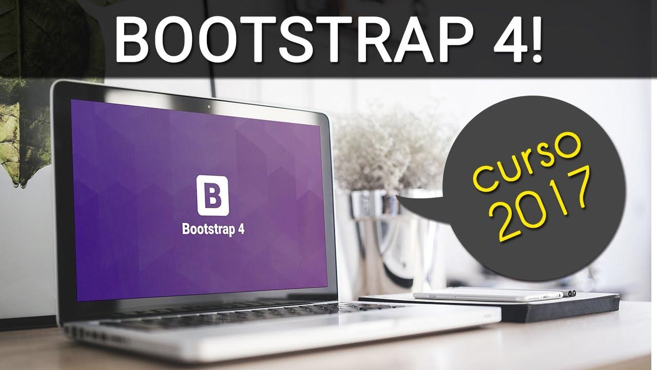 18 Copiando plantillas de ejemplo - Curso completo de Bootstrap 4 ...