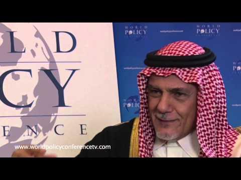 WPC 2014 - H.R.H Prince Turki Al-Faisal