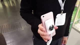 Proteccion de telefonos con sistema antihurto inalambrico