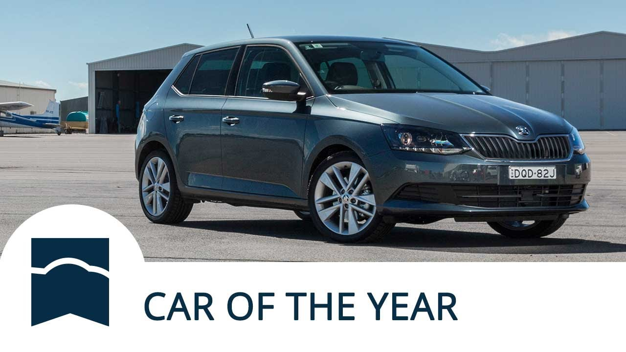 carsales Car Of The Year - Best First Car: Skoda Fabia - YouTube