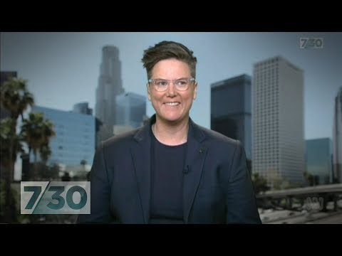 Hannah Gadsby 'lied' in Nanette about retiring from comedy | 7.30