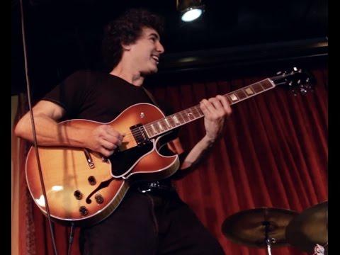 John Chapman Band – 2016 Debut New Orleans