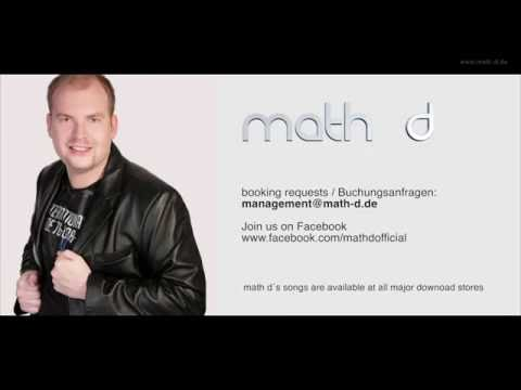Math D - Passion (Real Thing Mix) LIVE