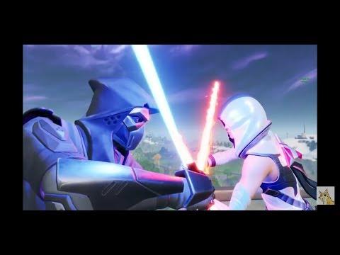 STAR WARS FALLEN JEDI (Fortnite Short Film)