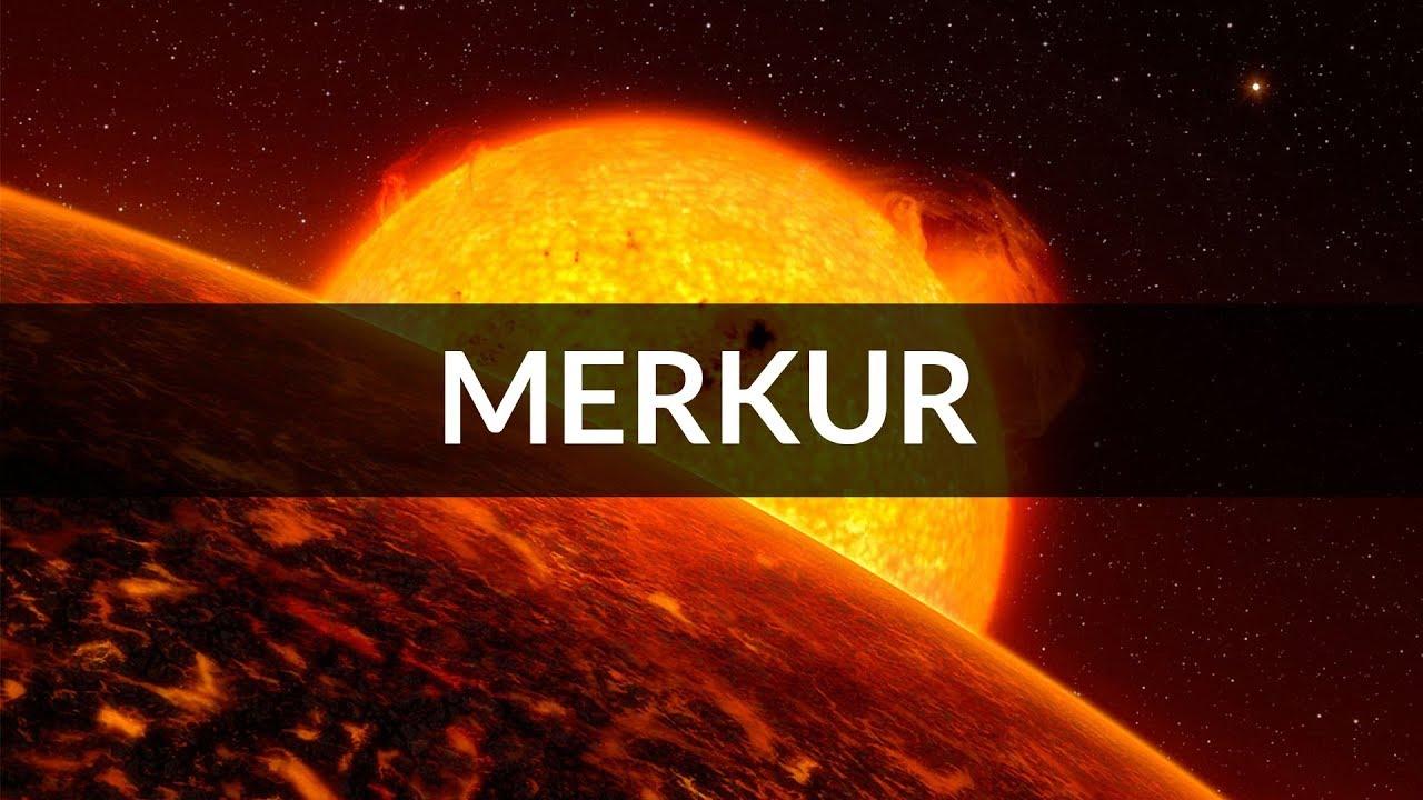 Merkur - Rummet og vores solsystem - Natur og teknologi på hovedet - NTPH