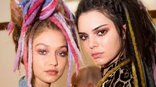Repeat youtube video Kendall Jenner & Gigi Hadid Are So Freaking Creepy