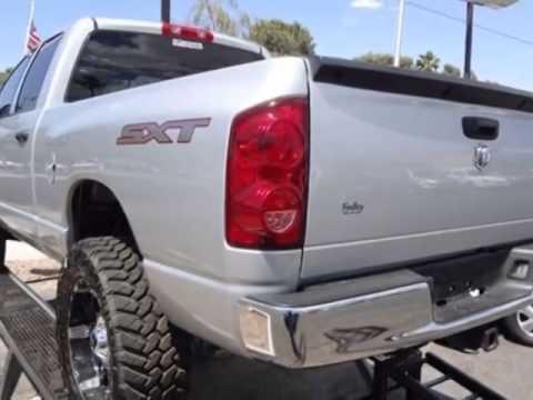 2008 Dodge Ram 1500 2wd Quad Cab 140 5 Slt Truck Las