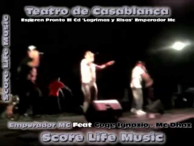 Teleton En Vivo-Emperador Mc - Mc Dhaz - Coqe Ignazio 2011 (Lagrimas y Risas) Travel Video