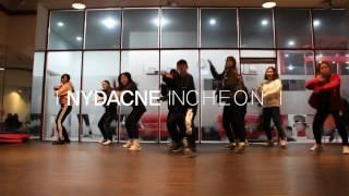 [NYDANCE]방송댄스 방탄소년단(BTS) -  Not Today K-pop cover dance (인천댄스학원/부천/부평/계산동)