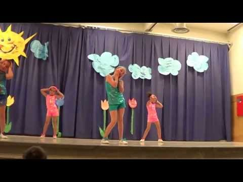 Shake It Up!! Talent Show Style