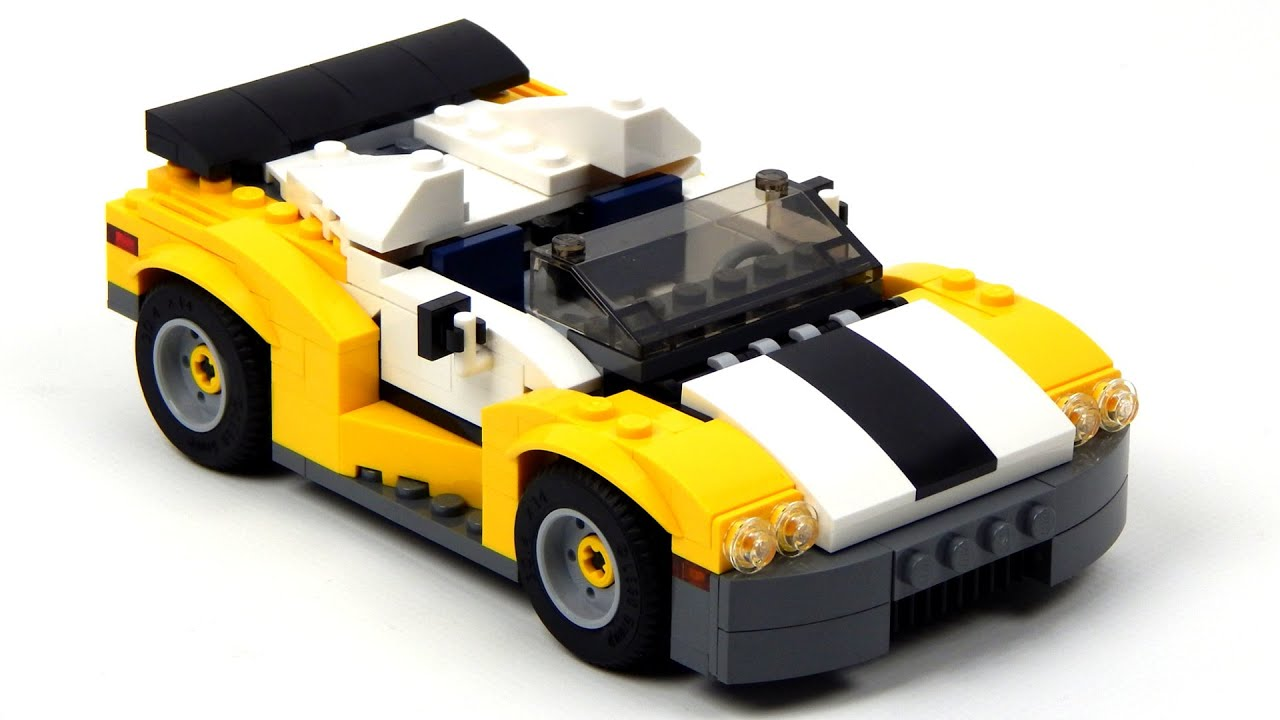 How To Build A Fast And Furious Lego