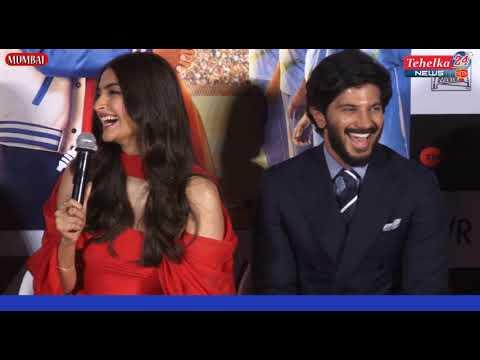 """""""The Zoya Factor"""" Trailer Launch    Sonam Kapoor    Dulquer Salmaan    Sanjay Kapoor"""