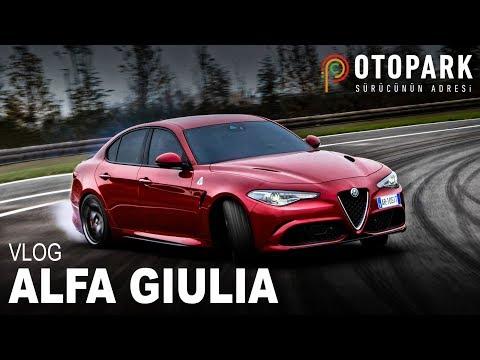 Alfa Romeo Giulia QV | Alfisti'nin Rüyası! | VLOG