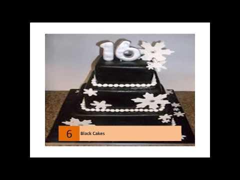 CAKES BLACK & WHITE On Pinterest