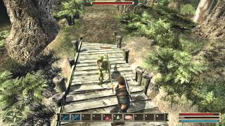 Gothic 3 - Enhanced Edition  HD6870 Gameplay