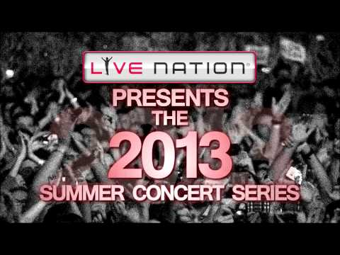 Live Nation Summer Concert Series