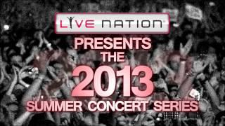 Live Nation Summer Concert Series