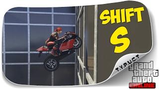 Обучалка 1: Как делать шифт с и супер shift s на мото паркурах в гта 5 онлайн